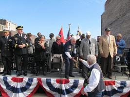 cover image for link to the album Knoxville_2017_Veterans_day_parade